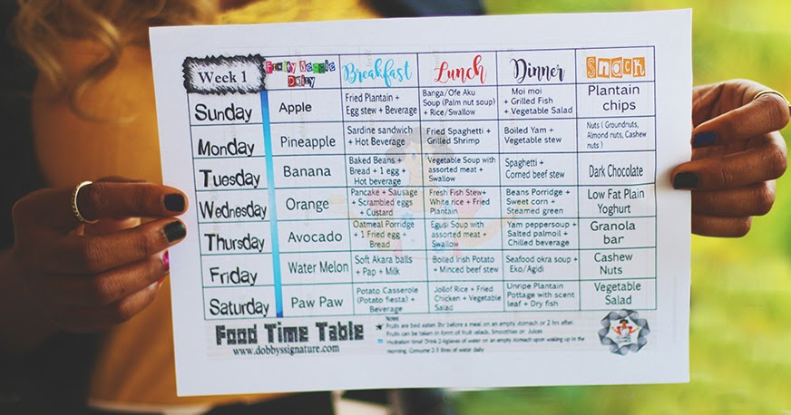 Dobbys signature nigerian food blog  recipes african time table download week also rh dobbyssignature
