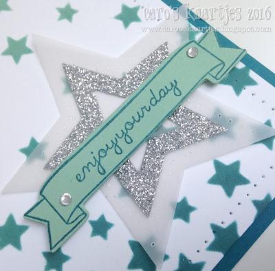 Voor meer Stampin' Up! inspiratie www.carooskaartjes.blogspot.com / voor het bestellen van Stampin' Up! producten: carooskaartjes@hotmail.
