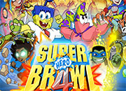 Nick Super hero Brawl 4