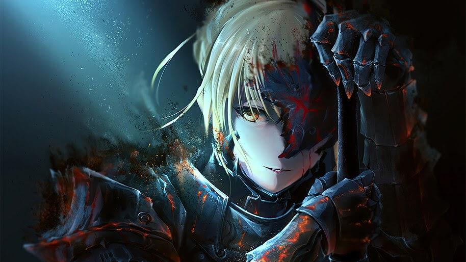 Fate/Grand Order, Jeanne d'Arc, Alter, 4K, #6.2311