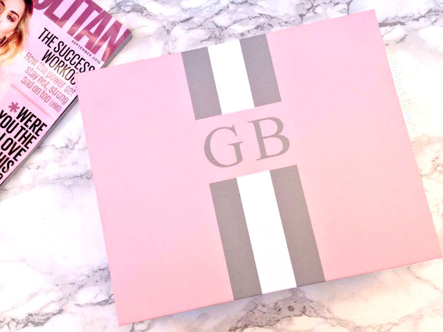 Glossybox August Rae Feather