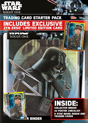 topps rogue one star wars