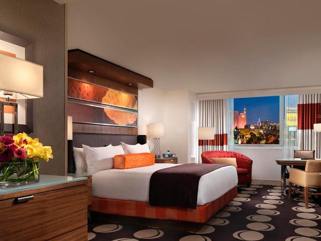 Hotel The Mirage Las Vegas Quartos