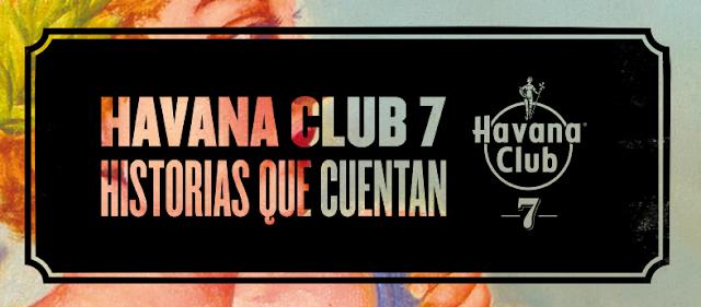 """Tu historia llevada al cine. / Havana Club 7, """"Historias que cuentan."""""""