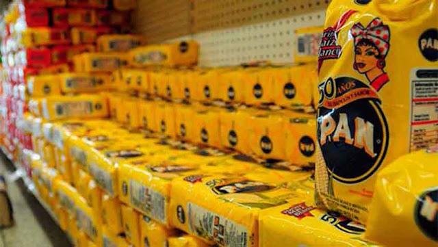 SUNDDE aumentó la harina de maíz a Bs. 639 y el azúcar a 460 el kilo