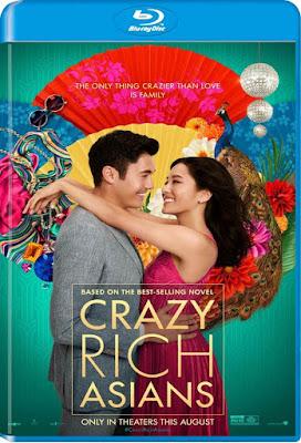 Crazy Rich Asians 2018 BD25 Latino