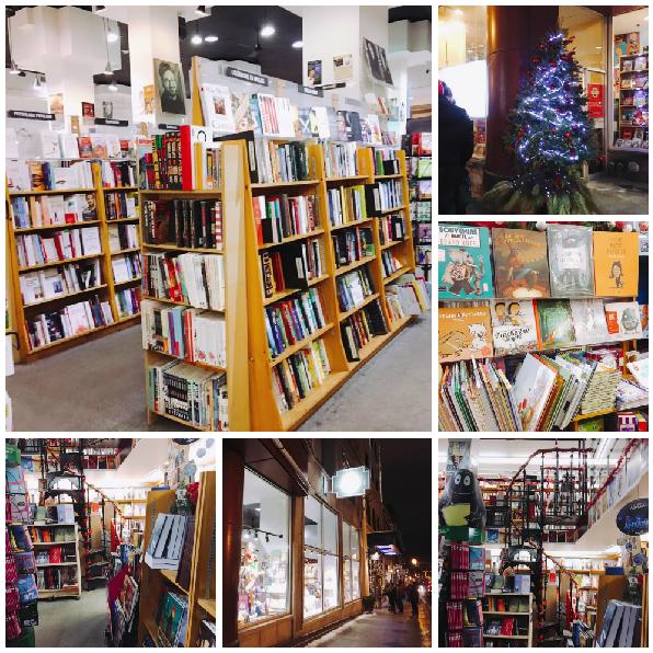 Librairie Pantoute in Québec City, Canada