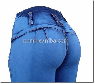 Mayoreo de pantalones colombianos Pantalones para dama levanta pompis