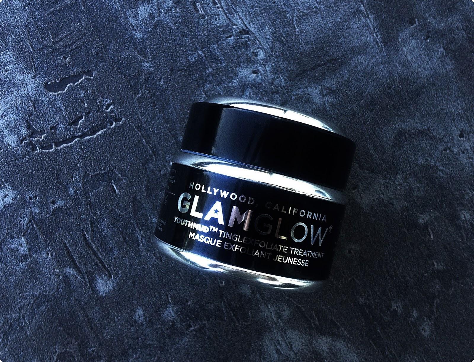 Czarna maska Glamglow