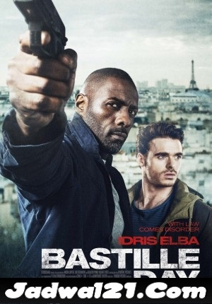 Film BASTILLE DAY 2016