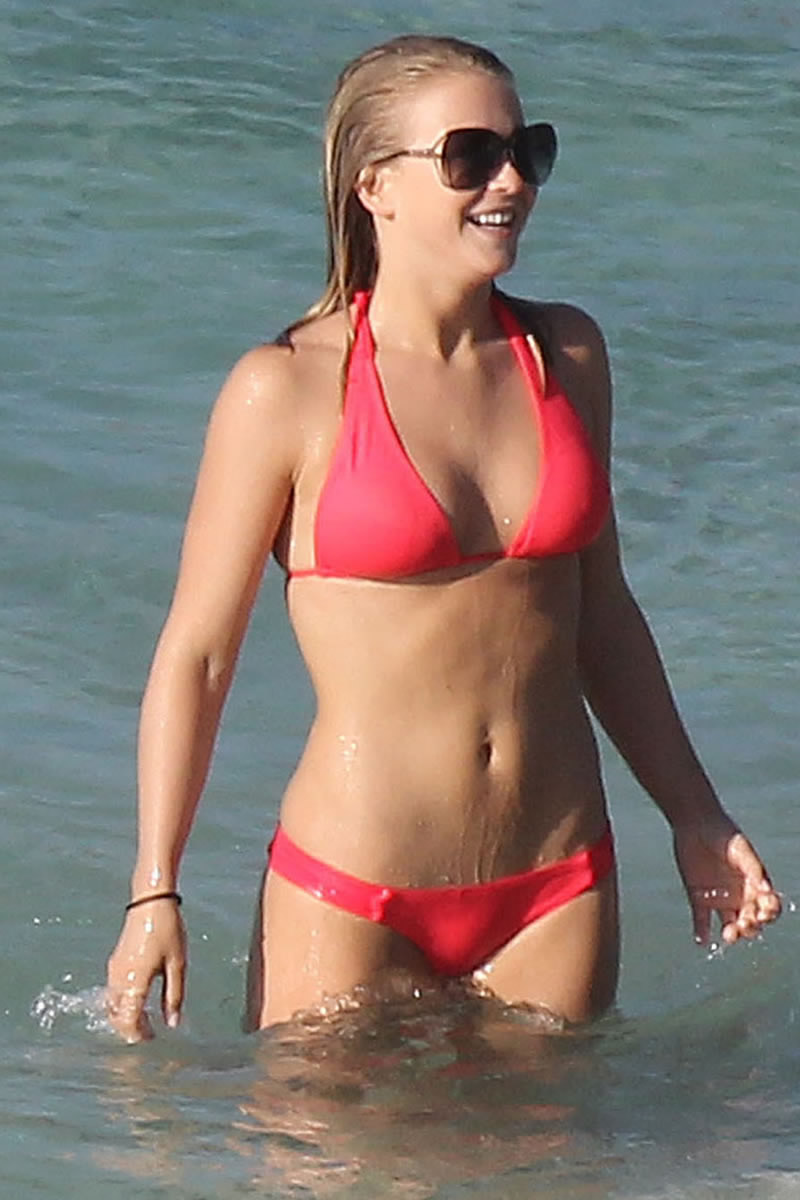 Julianne hough bikini shot