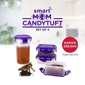Smart Mom Candytuft Set of 4