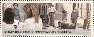 150 AÑOS DEL CUERPO DE CONSERVADORES DE MUSEOS