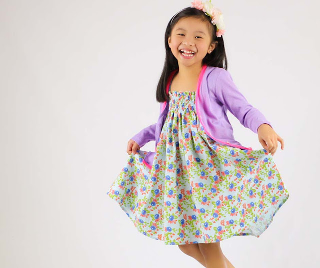 Siaomimi | Easter Dress | Girls Boutique Clothing | Chichi Mary