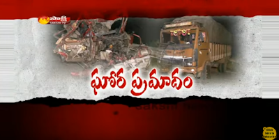 8 killed in road accident at Medchal Tollgate
