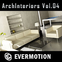 Evermotion Archinteriors vol.04 室內3D模型第4季下載