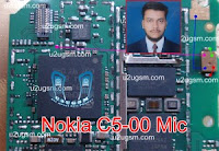 Nokia C5-00 Mic Problem Solution Tested. if your mobile phone is water damage after servicing mic is not working.