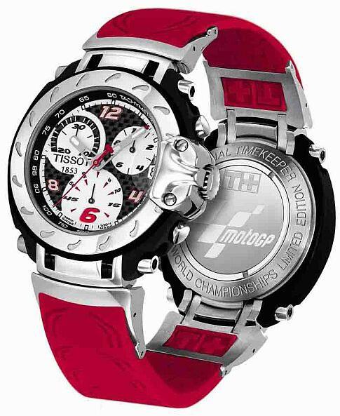 3e74f2498e3 101 - Relógio Tissot Tissot Mens T-Race Black - R  730