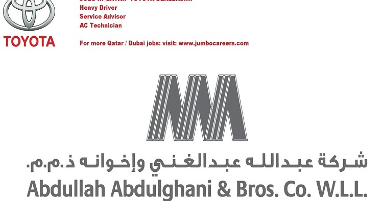 Toyota Qatar Urgent Job Openings For Drivers Salesman Ac Technicians