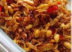 Resep masakan indonesia kering tempe kacang teri spesial (istimewa) praktis mudah sedap, nikmat, enak, gurih lezat
