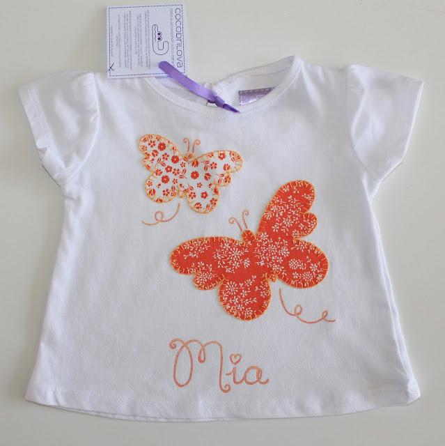 camiseta-bebe-mariposas