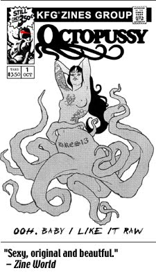 Kung Fu Grip Special #1: Octopussy (2010), 56-pages