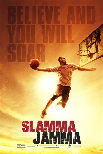 Slamma Jamma 2017 English HDCAM x264 650MB