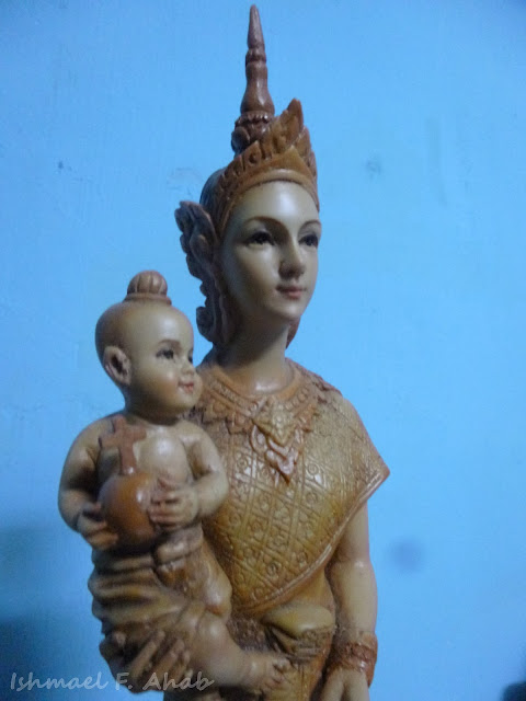 Image of our Lady of Thailand