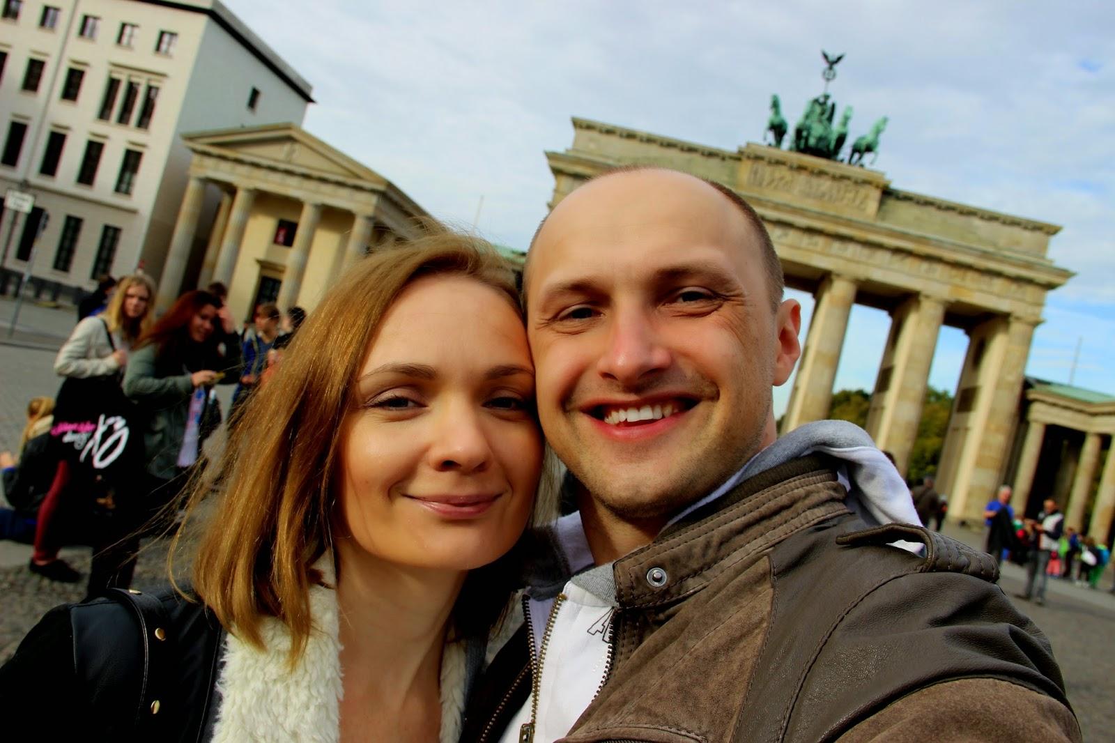Бранденбу́ргские воро́та ( Brandenburger Tor)