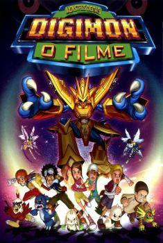 Digimon: O Filme Torrent - WEB-DL 1080p Dual Áudio