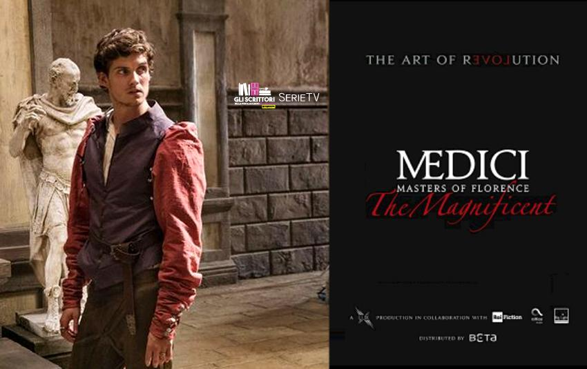 Medici 2, The Magnificent: a ottobre su Rai Uno - Serie TV