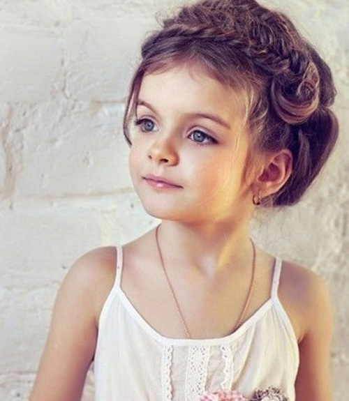 56 cute hairstyles for the girly girl in you hairstylo cute updo hairstyles for curly hair pmusecretfo Image collections