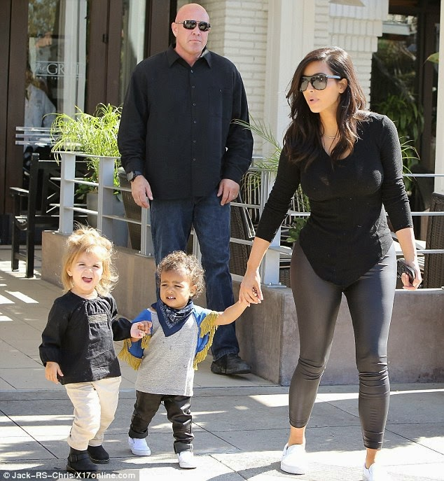 North West Looking All Cute In New Photos Welcome To