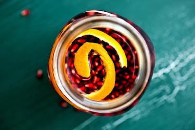 hình Pomegranate Gin Preserve