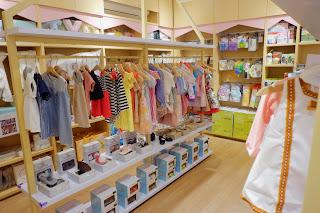 Mini shop Buba and Bump