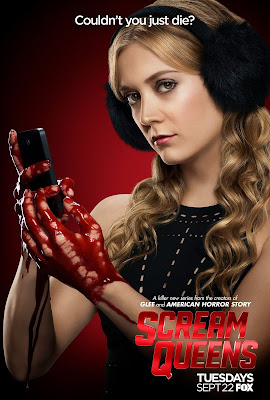 Scream Queens Temporada 1  720p  Dual Latino – Ingles