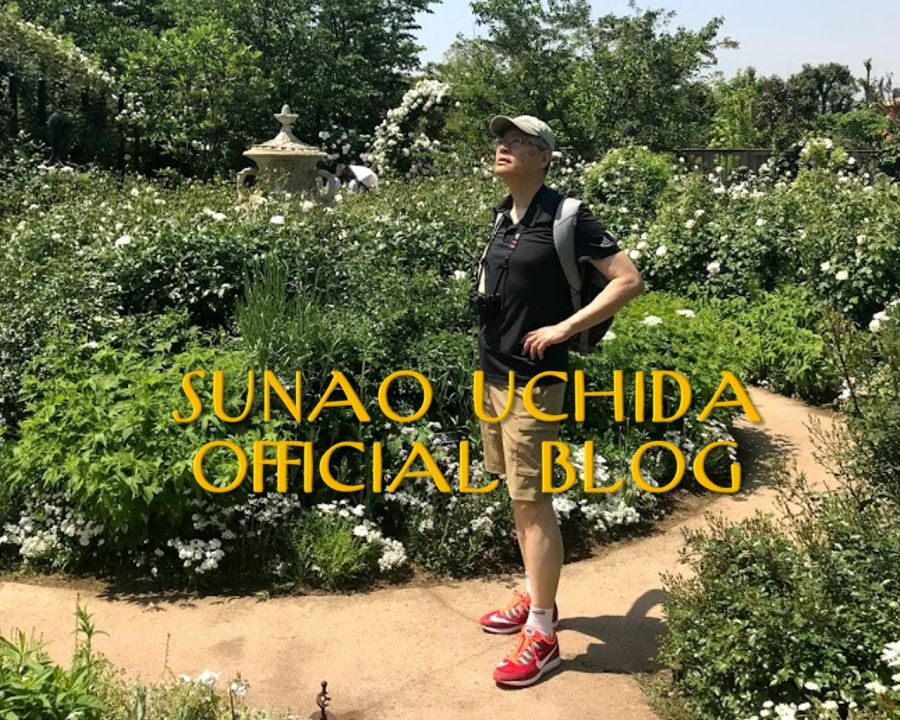 sunao uchida official blog