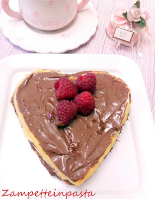 Pancakes allo yogurt - Ricetta San Valentino