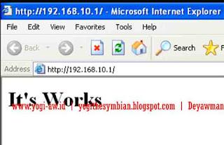 Instalasi dan Konfigurasi WEB SERVER
