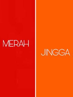 Merah Jingga