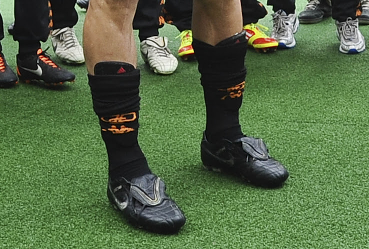 separation shoes 21995 b279e 25 Years Of Unique Boots - Here Is Francesco Totti's Full ...