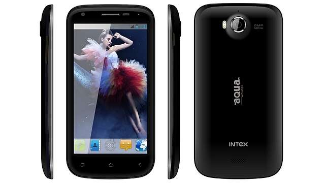 Intex Aqua Wonder 2 price in India and specs