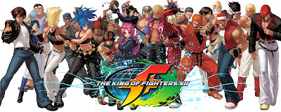 Adattamento animato per The King Of Fighters
