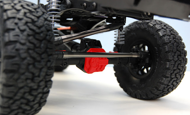Axial SCX10 II front axle