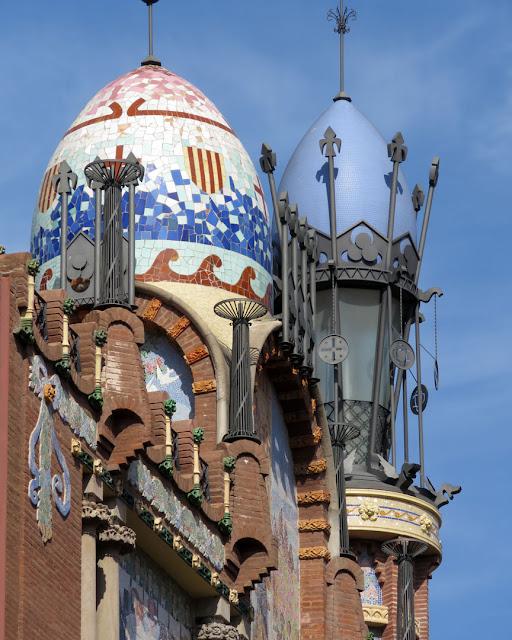 Palau de la Música Catalana, Carrer de Sant Pere Més Alt, Barcelona