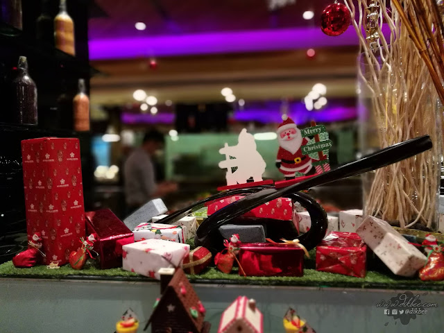 Buffet Sempena Krismas Dan Tahun Baru Di Swiss-Garden Hotel
