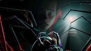 Spider-Man Into The Spider Verse PS3 Background