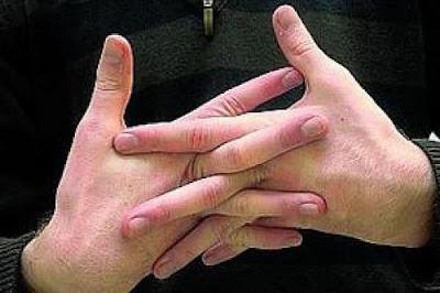 Hukum Membunyikan Jari-Jari Tangan Ketika Shalat