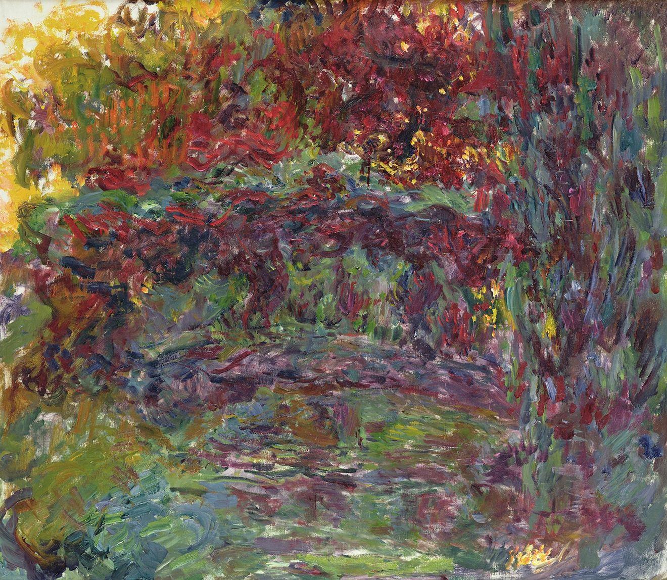 Giverny Monet's Garden | Tutt'Art@ | Pittura • Scultura • Poesia • Musica