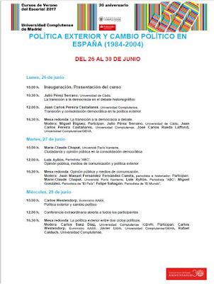 Renovatio historia pol tica exterior y cambio politico en for Politica exterior de espana